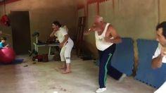 Capoeira Mestres Dom Ivan, Clodoaldo, e Aluizio. Núcleo Rural Lago Oeste...