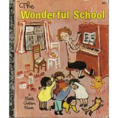 This was one of my very, very, very favorite books as a child!