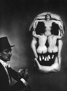 Dali. A mad genius