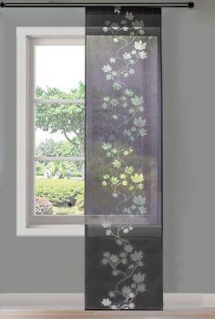 Schiebegardinen Ikea vattenax schiebegardine grau weiß move panel