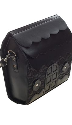 bf7dee09dec73 Perfect for most styles a cool shoulder handbag in shape of a house