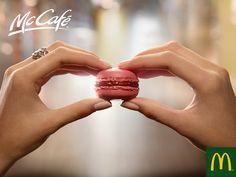 McDonald's France - #Macarons    #mcdonalds #McDonald's