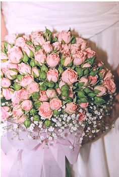 #pink#minion#roses#bridal#bouquet Rose Bridal Bouquet, Bridal Bouquets, Pink Minion, Floral Wreath, Roses, Wreaths, Flowers, Home Decor, Wedding Bouquets