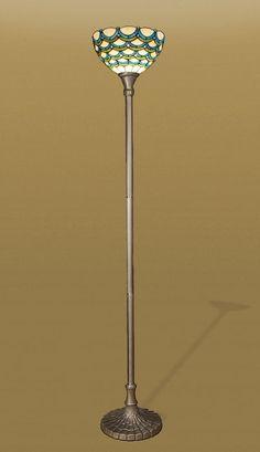 lampade da terra classiche - Cerca con Google | lampada lettura ...