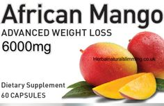 #AfricanMango is an all-natural ingredient and 100% safe for healthy adults to aid with weight loss, fat burning, high cholesterol and high blood sugar.   African Mango can develop significant weight loss with scientific results showing 28.1 pounds of weight loss  African Mango users showed body fat decrease by 6.3%.  The soluble fiber found in the African Mango works to suppress appetites.  African Mango reduces blood sugar levels after a meal. herbalnaturalslimming.co.uk