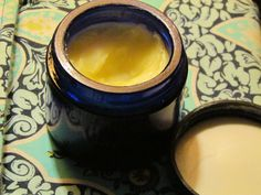 Wild Rose Beauty Balm recipe - just right! Next time I'll use shea butter so I don't end up smelling like Cadbury's all the time. : )