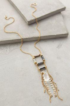 Silkeborg Ladder Necklace #anthropologie