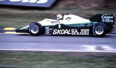 1984 - Brands Hatch - Philippe Alliot - RAM Hart 415T 1.5 L4t