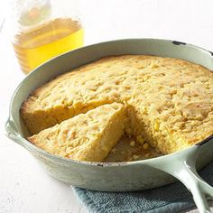 Corn on Corn Bread