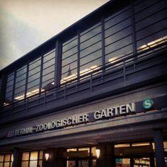Bahnhof Berlin Zoologischer Garten in Berlin, Berlin