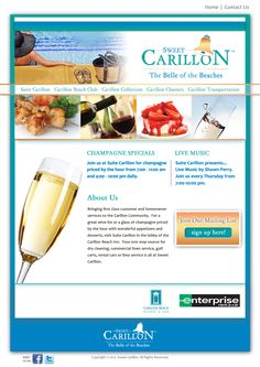 Sweet Carillon Home Page