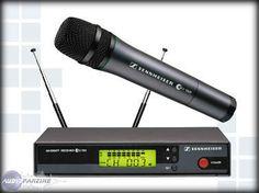 Sennheiser EW100 draadloze microfoon. (Te Koop)