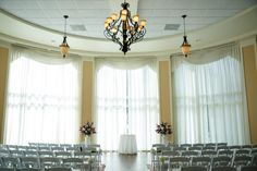lake mary rotunda ceremony | Plan It Event Design & Management | Orlando Wedding Planner | Photo by Victoria Angela Photography