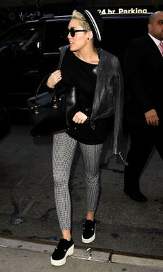 Celebrity Casual Style  The Best A-List Outfits. Miley StewartMiley Cyrus  ... 9af116102