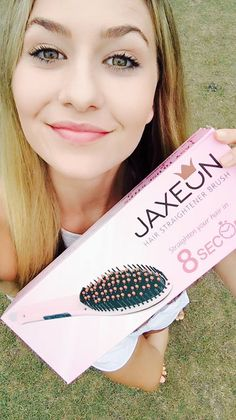 1000+ images about Jaxeon Hair Straightener Brush on Pinterest | Hair ...