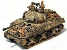 Sherman Firefly IC by Alan Wells