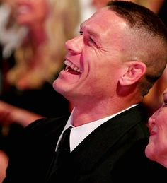 2012 WWE HOF John Cena- His laugh is so adorable, and the fact that he took his Grandmother is so sweet. John Cena Wrestling, Jeff Hardy, Wwe Tna, Celebrity Stars, Evolution Of Fashion, Wwe Champions, Lucky Ladies, Thing 1, Wwe Wrestlers
