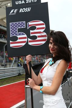 Grid girl for Alexander Rossi, Manor Marussia Team at United States GP High-Res Professional Motorsports Photography Grid Girls, Marussia F1, Gp Formula, Umbrella Girl, Keep Fighting, F1 Racing, Dream Cars, Car Girls, Motogp