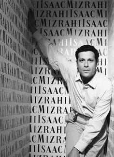 Vintage Isaac Mizrahi and future Jewish Museum artist (exhibition on the legendary fashion designer opens next Spring)
