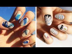 jak pomalować paznokcie wodne - Szukaj w Google