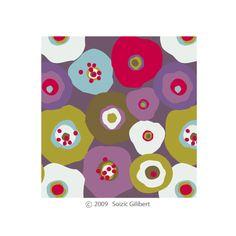 Design textile, Soizic Gilibert & Cosmic Zoo Atelier