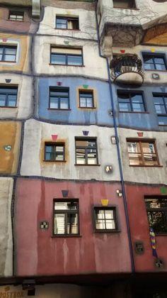 Casa de colores Viena