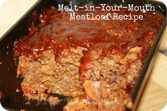 Melt-in-Your-Mouth Meatloaf | US RECIPE