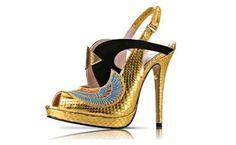 Zapatos joya de Patricia Rosales