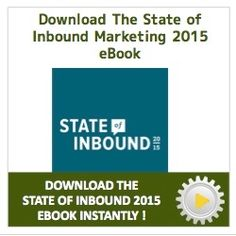 Get the free eBook: The state of inbound marketing 2015 research report - tells of the priorities of more than 4000 marketing and sales professionals and results obtained by Inbound Marketing.