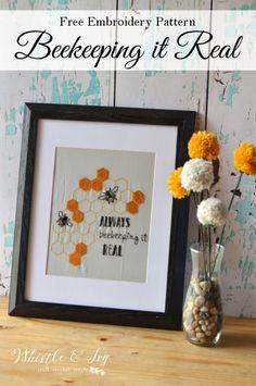 Free Embroidery Patt
