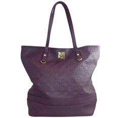 Louis Vuitton Aube Monogram Empreinte Citadine GM - Keeks Buy + Sell  Designer Handbags 360aafdfafb09