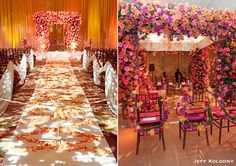 Indian wedding decor inspiration