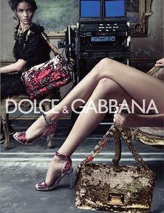 Dolce&Gabbana ss09 accessories