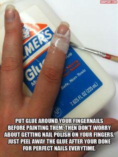 Nail Polish Trick...