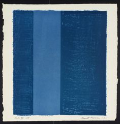Barnett Newman 'Canto VII', 1963–4 © ARS, NY and DACS, London 2014