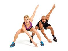 The Insanity Workout: 20 Minutes to Totally Toned