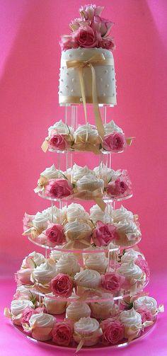 pink cupcake tower/☀¸ღ❤ღ  G☀O☀R☀G☀E☀O☀U☀S