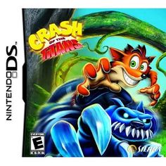Crash of the Titans xBox 360 Great Condition/Tested Nintendo Ds, Nintendo Games, Gameboy Games, Crash Bandicoot, Juegos Ps2, Consoles, Riot Points, Ds Games, Learning Italian