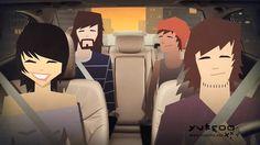 Yukfoo's online film for Honda through Passion Pictures London/New York. Honda Sedan, Passion Pictures, London Pictures, Animation, Anime, Cartoon Movies, Animation Movies, Anime Music, Motion Design