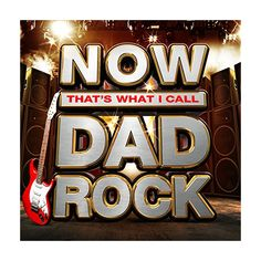 NOW That's What I Call Dad Rock [Clean] #trending #music #amazon