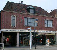 Foto Historisch Emmen Noorderstraat apotheek De Vriendschap