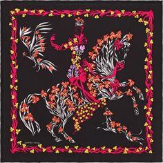La Maison des Carrés Hermès | Cheval Fleuri