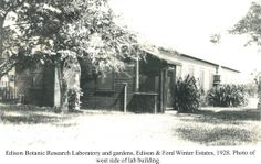 Thomas Edison, Fort Myers, Florida