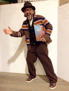 シャツジャケット の画像|大久保篤志(スタイリスト)オフィシャルブログ「オオクボメガネ」Powered by Ameba