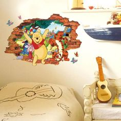 Disney Winnie The Pooh Wall Stickers – the treasure thrift