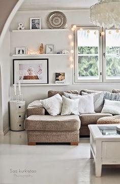 Cozy family living room | Daily Dream Decor