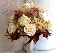 autumn wedding flowers by rebecca2