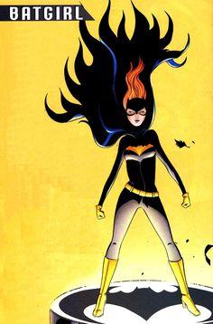 Batgirl Barbara Gordon