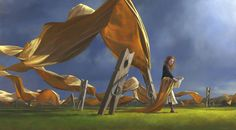 dressing the wind in gold - Jimmy Lawlor, Ireland