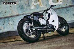 K-Speed Honda Super Power Cub 2